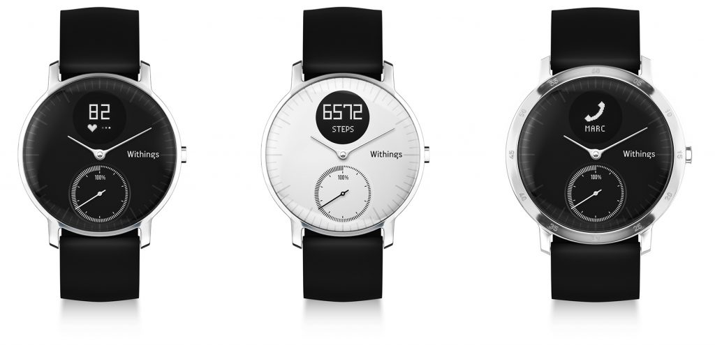 Withings Nokia Activite Steel HR